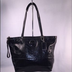 Coach Leather Tote #15142 Excellent Condition